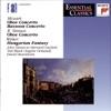 Mozart: Oboe Concerto, Bassoon Concerto / Strauss: Oboe Concerto / Weber: Hungarian Fantasy album lyrics, reviews, download