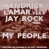My People (feat. Jay Rock) - Single album lyrics, reviews, download