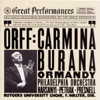 Orff: Carmina Burana album lyrics, reviews, download