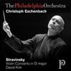 Stravinsky: Violin Concerto In D Major album lyrics, reviews, download