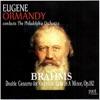 Brahms: Double Concerto for Violin and Cello album lyrics, reviews, download
