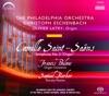"Poulenc: Organ Concerto In G Minor, Saint-Saens: Symphony No. 3, ""Organ"" - Barber: Toccata Festiva album lyrics, reviews, download"