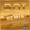Boi! (feat. Gucci Mane) song lyrics