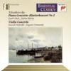 Tchaikovsky: Piano Concerto No. 1 & Violin Concerto album lyrics, reviews, download