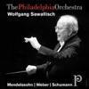 Mendelssohn, Weber, Schumann album lyrics, reviews, download