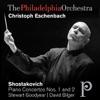 Shostakovich: Piano Concertos Nos. 1 & 2 (Live) album lyrics, reviews, download