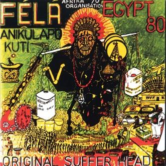 Original Sufferhead by Fela Kuti album reviews, ratings, credits