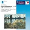 Saint-Saëns: Piano Concertos Nos. 2 & 4, Cello Concerto, Introduction and Rondo Capriccioso album lyrics, reviews, download