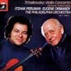 Tchaikovsky: Violin Concerto, Serenade Melancolique album lyrics, reviews, download