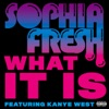 What It Is (feat. Kanye West) - Single album lyrics, reviews, download