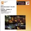 Ibert: Divertissement; Escales; Fauré: Pavane; Pelleas et Melisande; Roussel: Bacchus et Ariane album lyrics, reviews, download