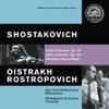 Shostakovich: Violin and Cello Concertos album lyrics, reviews, download