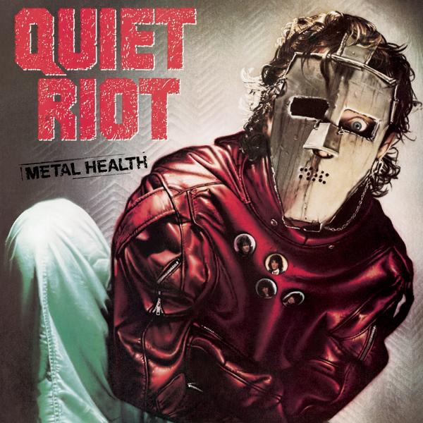 Metal Health (Bonus Track Version) by Quiet Riot album reviews, ratings, credits