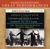 Shostakovich: Symphony No. 1; Cello Concerto [Great Performances] album lyrics, reviews, download