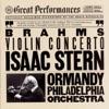 Brahms: Concerto In D Major for Violin and Orchestra, Op. 77 album lyrics, reviews, download