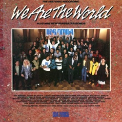 We Are the World by U.S.A. for Africa song lyrics, mp3 download