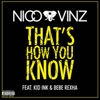 That's How You Know (feat. Kid Ink & Bebe Rexha) - Single album lyrics, reviews, download
