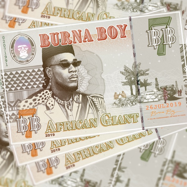 African Giant by Burna Boy album reviews, ratings, credits