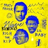 Wave (feat. Lil Baby & Rich The Kid) [Remixes] - Single album lyrics, reviews, download