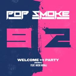 Welcome to the Party (Remix) [feat. Nicki Minaj] - Single album reviews, download