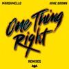 One Thing Right song lyrics