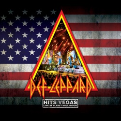 Hits Vegas (Live) by Def Leppard album songs, credits