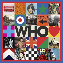 WHO (Deluxe) by The Who album songs, credits