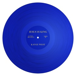 JESUS IS KING by Kanye West album songs, credits