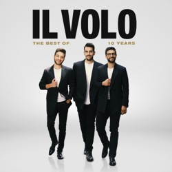 10 Years: The Best of by Il Volo album songs, credits