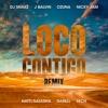 Loco Contigo (Remix) [feat. Nicky Jam, Natti Natasha, Darell & Sech] - Single album lyrics, reviews, download