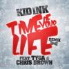 Time of Your Life (Remix) [feat. Tyga & Chris Brown] - Single album lyrics, reviews, download