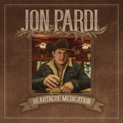 Heartache Medication by Jon Pardi album songs, credits