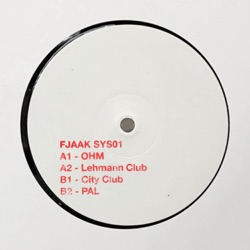 Sys01 - EP by FJAAK album comments, play