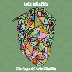 The Saga of Wiz Khalifa by Wiz Khalifa album songs, credits