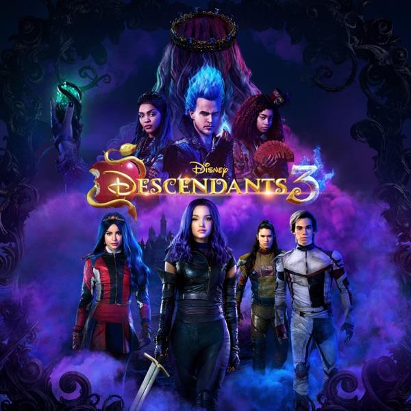 Descendants 3 (Original TV Movie Soundtrack) by Various Artists album reviews, ratings, credits