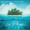 La Playa (Remix) song lyrics