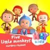 Five Little Monkeys - Single album lyrics, reviews, download
