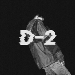 D-2 by Agust D album songs, credits