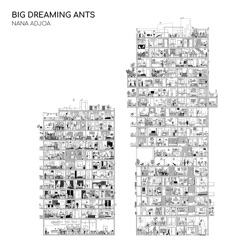 Big Dreaming Ants by Nana Adjoa album comments, play