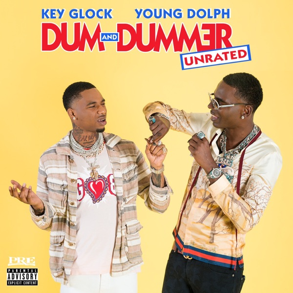 Dum and Dummer by Young Dolph & Key Glock album reviews, ratings, credits
