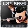 My Worlds Acoustic album lyrics, reviews, download