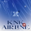 KNK AIRLINE - EP album cover