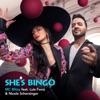She's Bingo (feat. Luis Fonsi) by MC Blitzy & Nicole Scherzinger song lyrics