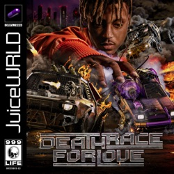Death Race for Love by Juice WRLD album songs, credits