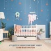 Celestial Noise for Baby Sleep: ASMR Baby Sounds, Newborn Lullaby, Deep Sleep Baby, Hush Baby Music, Nighty Night Noise, Calm Lullaby, ADHD Quick Help album lyrics, reviews, download