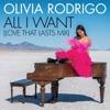All I Want (Love That Lasts Mix) - Single album lyrics, reviews, download