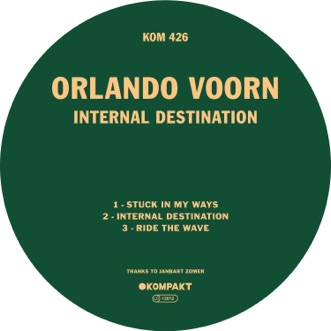 Internal Destination - Single by Orlando Voorn album reviews, ratings, credits