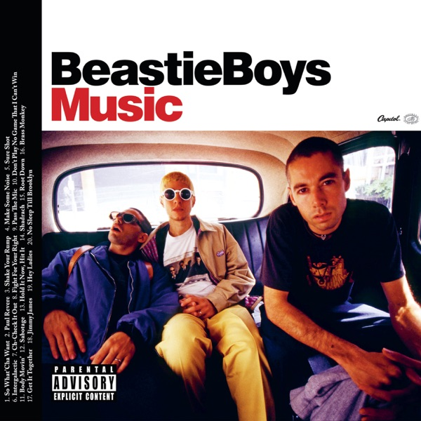 Beastie Boys Music by Beastie Boys album reviews, ratings, credits