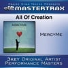All of Creation (Performance Tracks) - EP album lyrics, reviews, download