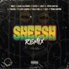 Sheesh (Remix) [feat. Rauw Alejandro, Joyce Santana, C. Tangana, Eladio Carrión, Pablo Chill-E, ECKO & Young Martino] - Single album lyrics, reviews, download
